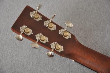 D-18 Standard Acoustic Guitar #2360405 - Back Headstock
