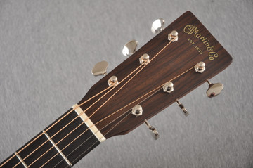 Martin Custom 000 Style 18 Adirondack Acoustic Guitar #2360913 - Headstock