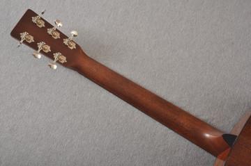 Martin Custom D Style 18 GE Adirondack Waverly #2360914 - Back Neck