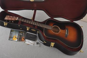 Martin Custom D Style 18 GE Adirondack Waverly #2360914 - Case