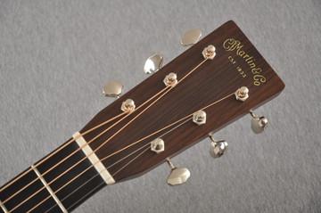 D-28 Standard Dreadnought Acoustic Guitar #2351560 - Headstock