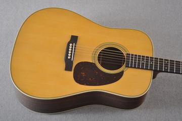 D-28 Standard Dreadnought Acoustic Guitar #2351560 - Top