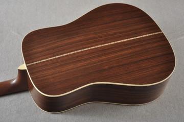 D-28 Standard Dreadnought Acoustic Guitar #2351560 - Back Angle