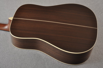 Used Martin HD-28 Dreadnought Acoustic Guitar #2251978 - Back Angle