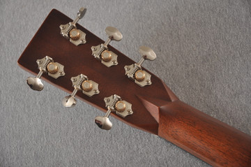 Used Martin HD-28 Dreadnought Acoustic Guitar #2251978 - Back Headstock