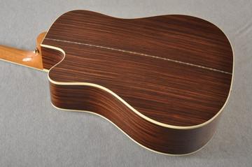 Gibson Songwriter Standard EC Rosewood Acoustic Guitar LR Baggs - View 7