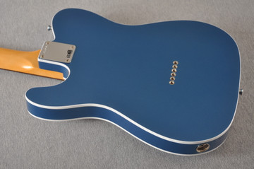 Fender Custom Telecaster Blue 60s American Rosewood Made in USA - View 6