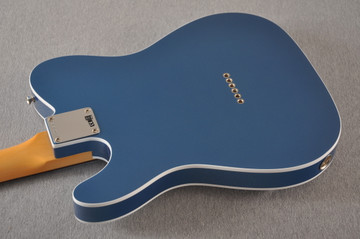 Fender Custom Telecaster Blue 60s American Rosewood Made in USA - View 4