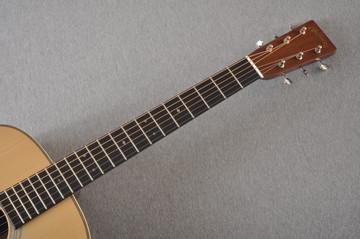 Martin D-28 Authentic 1937 VTS Dreadnought Guitar #2349971 - Neck