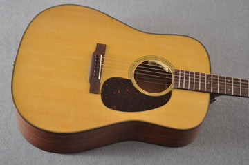 Martin D-18E 2020 Limited Edition D-18 Electric #2367795 - Top