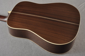 Martin Custom HD Style 28 Adirondack Dreadnought #2371543 - Back Angle