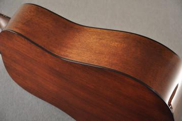 Martin Custom 18 Style Adirondack Mahogany Dreadnought #2371537 - Side