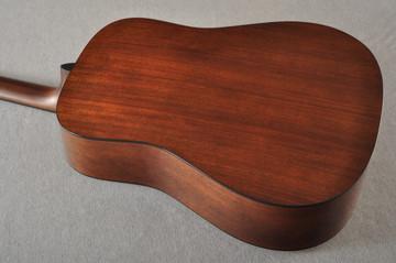 Martin Custom 18 Style Adirondack Mahogany Dreadnought #2371537 - Back Angle