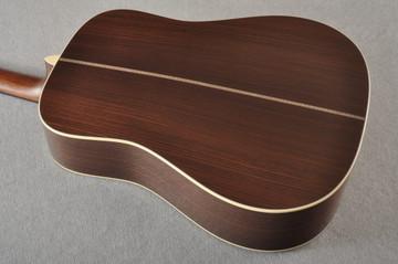 Martin HD-28 Sunburst Standard Dreadnought Acoustic #2360722 - Back Angle