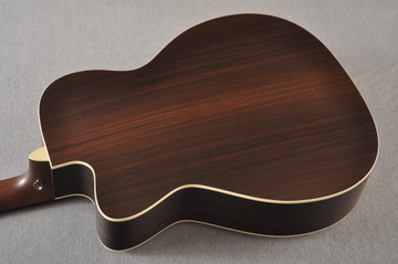 Martin BC-16E RW Acoustic Bass Guitar Sitka Indian #2373685 - Back
