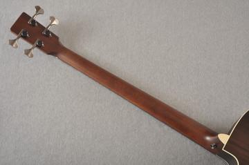 Martin BC-16E RW Acoustic Bass Guitar Sitka Indian #2373685 - Back Neck