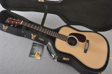 Martin D-28 Authentic 1937 VTS Dreadnought Guitar #2358758 - Case