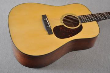 Martin Custom D 18 Style Adirondack Mahogany Dread #2372944 - Beauty
