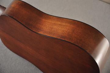 Martin Custom D 18 Style Adirondack Mahogany Dread #2372944 - Side