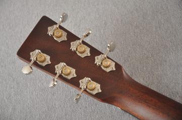 Martin Custom D 18 Style Adirondack Mahogany Dread #2372944 - Back Headstock