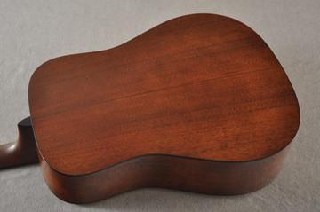 Martin Custom D 18 Style Adirondack Mahogany Dread #2372944 - Back Angle