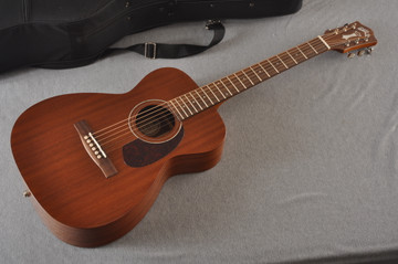 Used Guild M-120 E Acoustic Electric with Hard Case - All