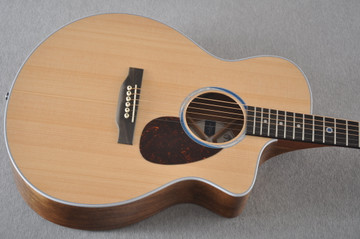 Martin SC-13E Acoustic Electric New Guitar #2381718 - Top