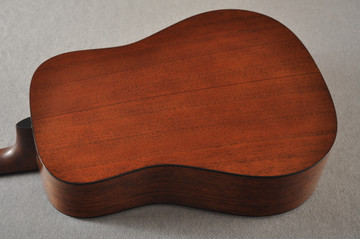 Martin Custom Dread Style 18 Adirondack Sunburst Guitar #2360909 - Back Angle