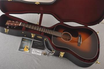Martin Custom Dreadnaught 18 Style GE Adirondack Waverly #2371542 - Case