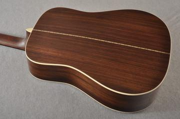 Martin Custom D12 12 String Style 28 Adirondack Sunburst #2372956 - Back