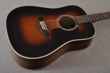 Martin Custom D12 12 String Style 28 Adirondack Sunburst #2372956 - Beauty