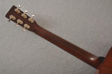 Martin Custom Dread Style 18 Adirondack Sunburst Guitar #2371539 - Back Neck