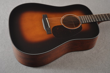 Martin Custom Dread Style 18 Adirondack Sunburst Guitar #2371539 - Beauty