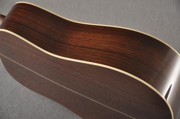 Martin Custom HD Style 28 Marquis Sunburst GE Adirondack #2372955 - Side