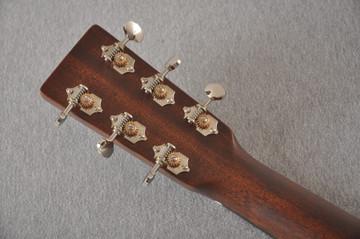 Martin Custom Dread Style 18 GE Adirondack Ambertone #2372948 - Back Headstock
