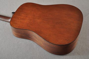 Martin Custom Dread Style 18 GE Adirondack Ambertone #2372948 - Back Angle