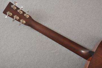 Martin Custom Dreadnaught 18 Style GE Adirondack Waverly #2372949 - Back Neck