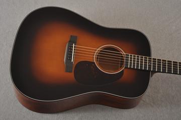 Martin Custom Dreadnaught 18 Style GE Adirondack Waverly #2372949 - Top