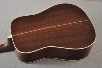 Martin Custom D12 12 String Style 28 Adirondack Ambertone #2371549 - Back