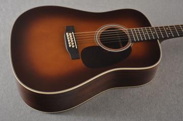 Martin Custom D12 12 String Style 28 Adirondack Ambertone #2371549 - Beauty