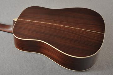Martin Custom D12 12 String Style 28 Adirondack Ambertone #2371549 - Back Angle