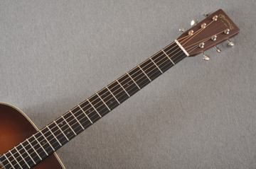 Martin OM-28 Ambertone Orchestra Model Acoustic Guitar #2377846 - Neck