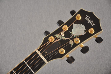 2009 Taylor Doyle Dykes DDSM 93 of 200 - Headstock