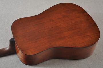 Martin Custom 18 Style Dreadnought Adirondack Ambertone #2386328 - Back Angle