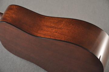 Martin Custom Dread Style 18 GE Adirondack Ambertone #2386331 - Side