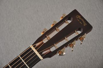 Martin Custom 000 Style 18 GE 12 Fret Adirondack Sunburst #2346032 - Headstock