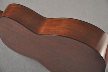 Martin Custom 000 Style 18 GE 12 Fret Adirondack Sunburst #2346032 - Side