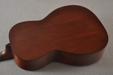Martin Custom 000 Style 18 GE 12 Fret Adirondack Sunburst #2346032 - Back Angle