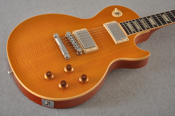 2016 Gibson Les Paul Standard Flame Top Amber #160065316 - Beauty