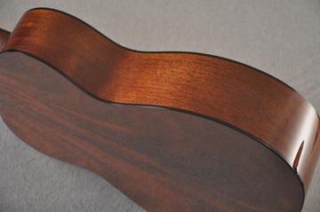 Martin Custom OM Style 18 Adirondack Sinker Mahogany #2398533 - Side